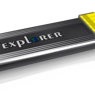 Explorer high-temperature electronics packaging